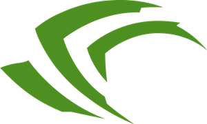 NVIDIA GeForce Claw Logo Vector