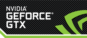 Nvidia GeForce GTX Logo Vector