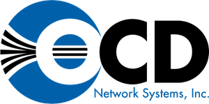OCD Network Systems Logo Vector