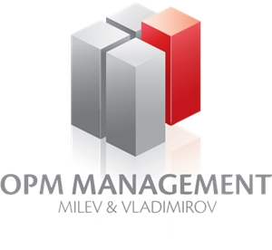 OPM Management Logo Vector