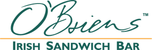 O'Briens Irish Sandwich Bar Logo Vector