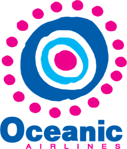 Oceanic Airlines Logo Vector