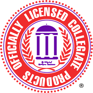 Officially Licensed collegated Products Logo Vector