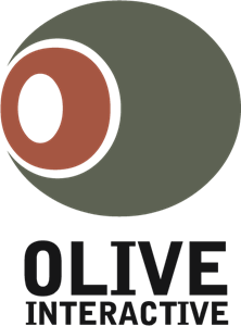 Olive Interactive Logo Vector