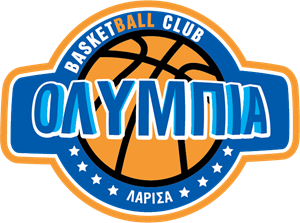 Olympia Basketball Club Larisa Logo Vector