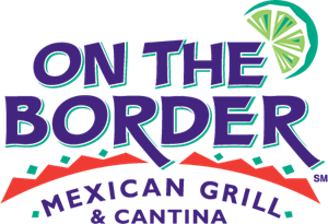 On The Border Logo Vector