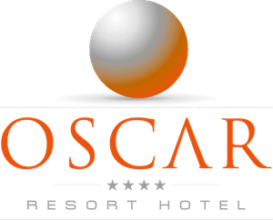 Oscar Resort Hotel Logo Vector