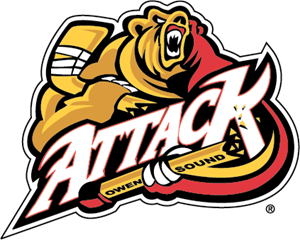 Owen Sound Attack Logo Vector