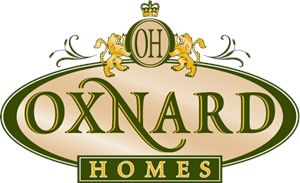 Oxnard Homes Logo Vector