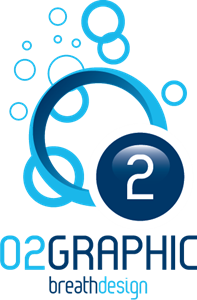 O2 graphic Logo Vector