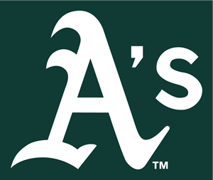 Oakland Athletics Cap Insignia Logo Vector