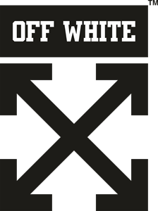 OFF White Logo Vector
