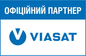 Official partner Viasat Logo Vector