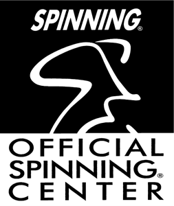 Official Spinning Center Logo Vector