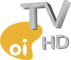 Oi HD TV Logo Vector
