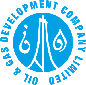 oil &gas development company limited Logo Vector