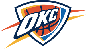 Oklahoma City Thunder NBA Logo Vector