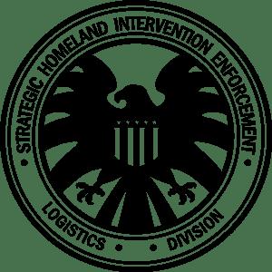Old S.H.I.E.L.D. Logo Vector (.AI) Free Download