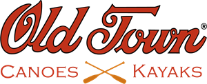 Old Town CANOES KAYAKS Logo Vector