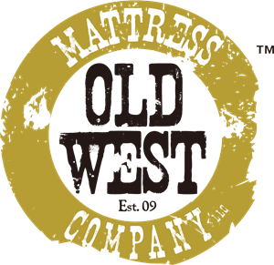 Old West Mattress Company Logo Vector
