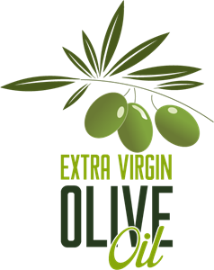 Olive Oil Logo Vector