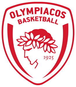 Olympiacos Basketball Logo Vector
