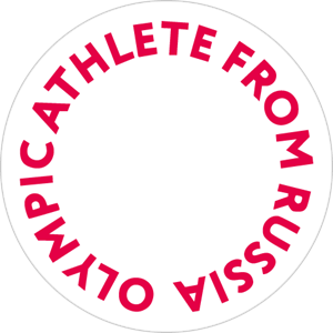 Olympic Athlete from Russia Logo Vector