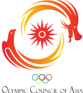 Olympic Council of Asia OCA Logo Vector