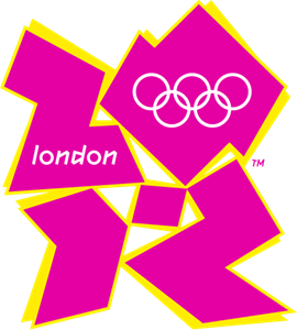 Olympic Games 2012 London Logo Vector