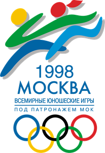 Olympic Moscow 98 Logo Vector