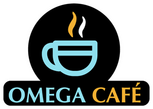 OMEGA CAFE Logo Vector