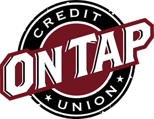 On Tap Credit Union Logo Vector