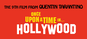 Once Upon a Time in Hollywood Logo Vector