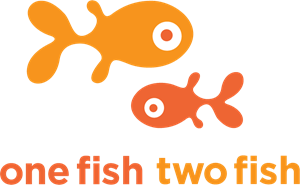 one fish two fish Logo Vector