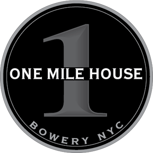 One Mile House Logo Vector