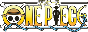 One Piece Anime Logo Vector