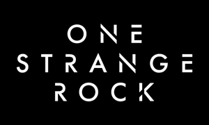 One Strange Rock Logo Vector