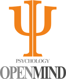 Online Psychology Logo Vector