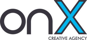 onx creative agency Logo Vector