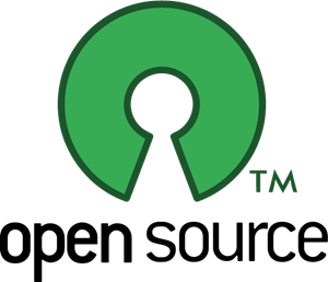 Open Source Logo Vector