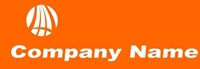 Orange Company Logo Vector