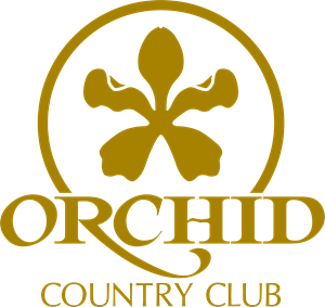orchid country club Logo Vector