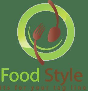 organic restaurant logo vector eps free download