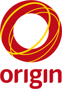 Origin Energy Logo Vector