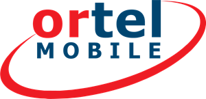 Ortel Mobile Logo Vector