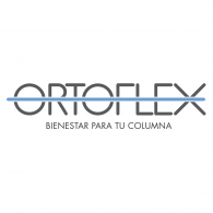 Ortoflex by Selther Logo Vector