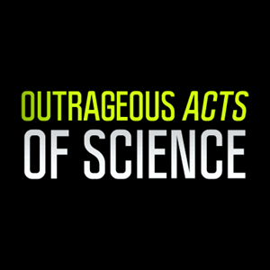 Outrageous Acts of Science Logo Vector