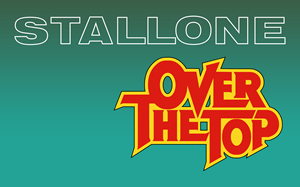 Over the Top Logo Vector