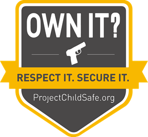 OWN IT? RESPECT IT. SECURE IT. Logo Vector