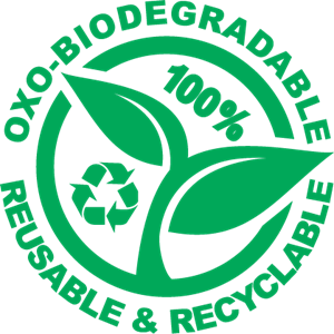 oxo-biodegradable Logo Vector